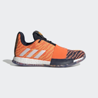 Harden Vol. 3 Shoes Flash Orange / Cloud White / Legend Ink EF9800
