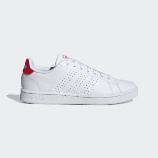 Tenis Advantage ftwr white/ftwr white/active red F36422