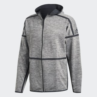 adidas Z.N.E. Reversible Hoodie Storm Heather CY9915