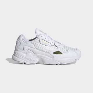 Falcon Shoes Cloud White / Grey One / Gold Metallic FV8257