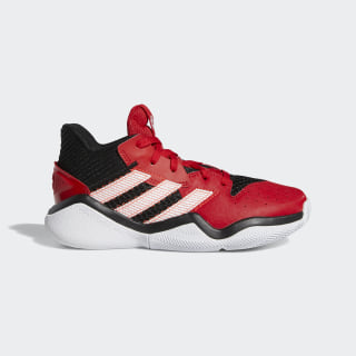Sapatos Stepback Harden Core Black / Scarlet / Cloud White EF9904