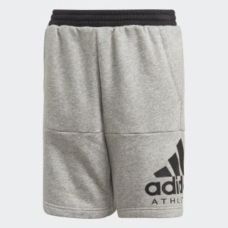 Pantalón corto Sport ID Medium Grey Heather / Black DI0176