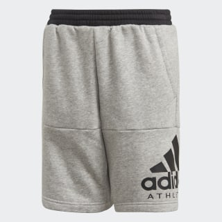 Shorts Sport ID MEDIUM GREY HEATHER/BLACK DI0176