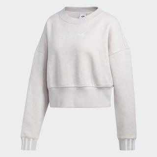Coeeze Cropped Sweatshirt Orchid Tint Mel DU2343