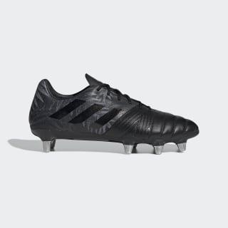 Zapatillas de Rugby Kakari Terreno Suave Core Black / Core Black / Core Black F36350