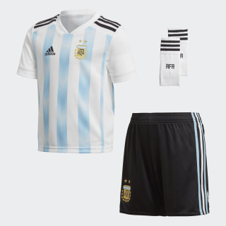 Argentina Home Mini Kit White / Clear Blue / Black BQ9285