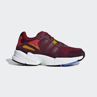 Tenis Yung-96 Collegiate Burgundy / Maroon / Bold Gold DB2795