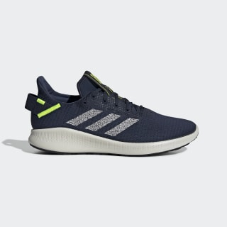 Sensebounce+ Street Shoes Collegiate Navy / Cloud White / Solar Yellow G27275