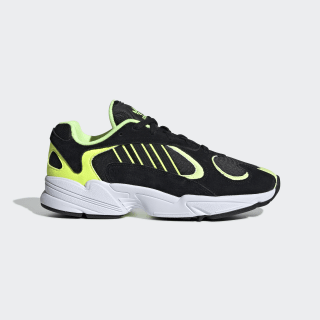 Chaussure Yung-1 Core Black / Core Black / Hi-Res Yellow EE5317