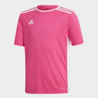 Entrada Jersey Shock Pink / White CZ1069