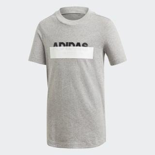T-shirt ID Lineage Medium Grey Heather / Black DV1647