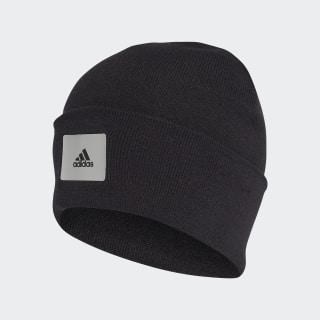 Шапка-бини Logo black / black / mgh solid grey CY6012