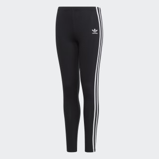3-Stripes Leggings Black / White DV2874
