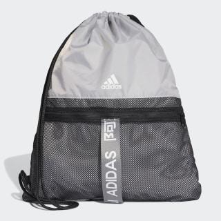 4ATHLTS Gym Bag Grey Two / Black / White FJ4445