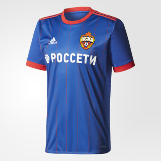 Домашняя игровая футболка ЦСКА pride ink f13 / red s09 BQ8411