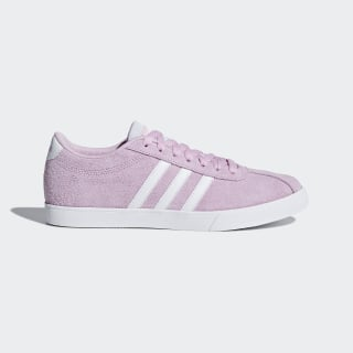 Buty Courtset Frost Pink / Ftwr White / Ftwr White DB0146