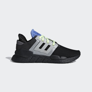 Chaussure EQT Support 91/18 Core Black / Grey Two / Real Lilac CG6170