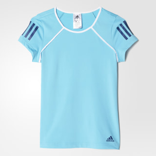 Playera Club Samba Blue / White / Mystery Blue BK5867