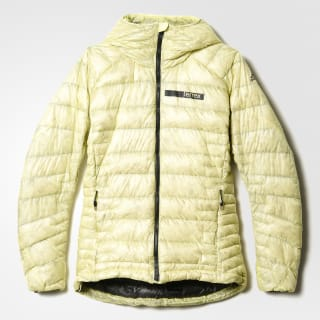 Куртка W TX CLMHT AD J ice yellow / utility black AY4766