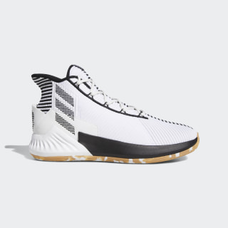 D Rose 9 Schuh Ftwr White / Core Black / Gum 3 F99880