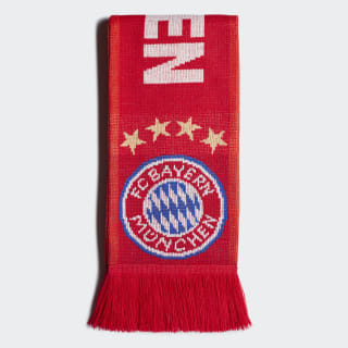 FC Bayern Scarf Fcb True Red / Red / White DY7683