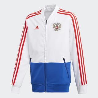 Парадная куртка сборной России white / power blue / red CE8778