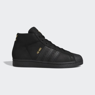 Pro Model Shoes Core Black / Gold Metallic / Cloud White FV4694