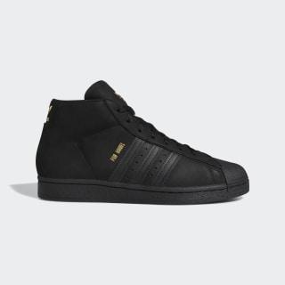 Sapatos Pro Model Core Black / Gold Metallic / Cloud White FV4694