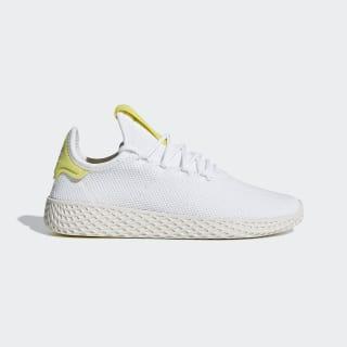 Chaussure Pharrell Williams Tennis Hu Ftwr White / Ftwr White / Chalk White BD7769