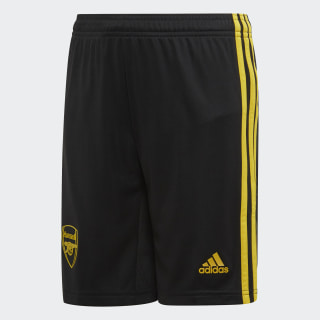 Arsenal Third Shorts Black EH5672