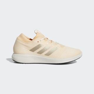 Edge Flex Shoes Ecru Tint / Cyber Met. / Glow Orange G28448