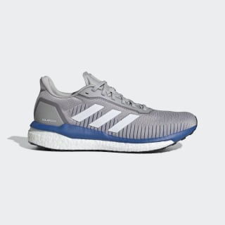Solar Drive 19 Shoes Grey Two / Cloud White / Blue EF1417
