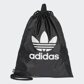Sportowa torba-worek Trefoil Black BK6726