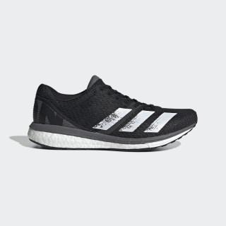 Sapatos Adizero Boston 8 w Core Black / Cloud White / Grey EG1168