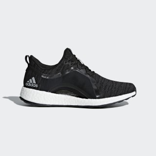 Pureboost X Shoes Carbon / Silver Metallic / Core Black BY8928