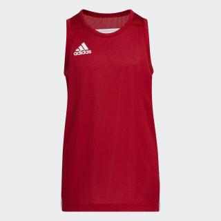 Camiseta Reversible 3G Speed Power Red / White DY6622