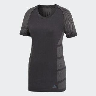 Primeknit Cru T-Shirt Black / Grey Five CF6000