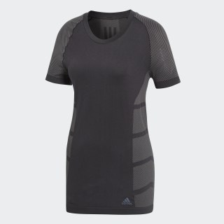 Primeknit Cru Tee Black / Grey Five CF6000