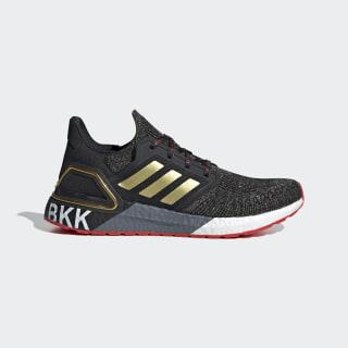 Ultraboost 20 Bangkok Shoes Core Black / Gold Metallic / Active Red FX7812