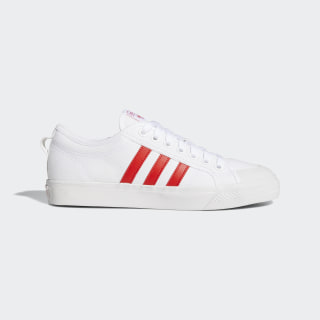 Nizza Shoes Cloud White / Lush Red / Crystal White EF5687
