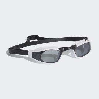 Gafas de natación adidas persistar race unmirrored SMOKE LENSES/BLACK/SILVER MET. DH4475