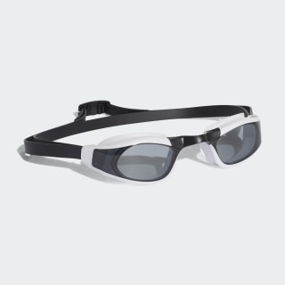 Persistar Race Unmirrored svømmebriller Smoke Lenses / Black / Silver Met. DH4475