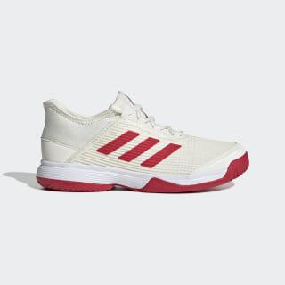 Adizero Club Shoes Off White / Scarlet / Cloud White EH1108