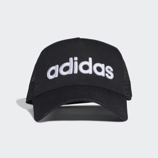 Gorra H90 Linear Black / Black / White ED0316
