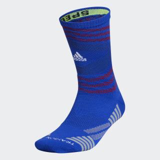 Speed Mesh Team Crew Socks Bold Blue CI0728