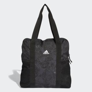 SHOULDER BAG W AI TD CO TOT GREY FIVE/CARBON/BLACK DM6150