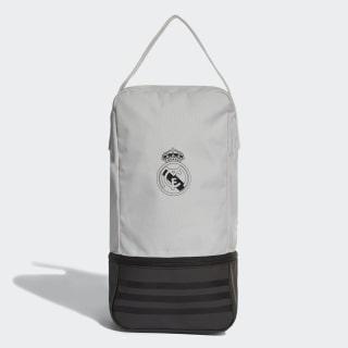 Real Madrid Shoe Bag Core White / Black CY5610