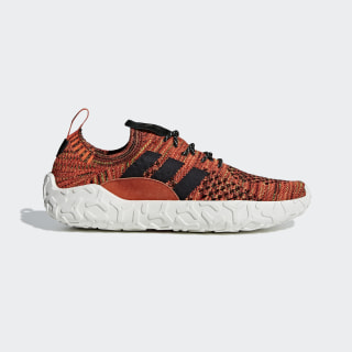 F/22 Primeknit sko Raw Amber / Core Black / Semi Solar Yellow B41737