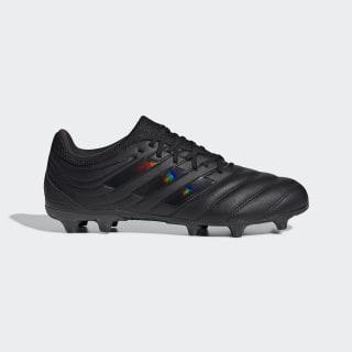 Футбольные бутсы Copa 19.3 FG core black / core black / core black F35493