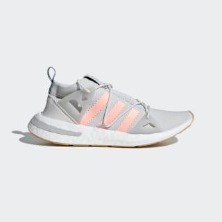 Arkyn Shoes Grey One / Clear Orange / Grey Two B37071